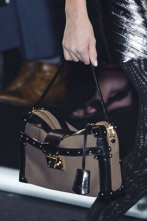 Bag, Style, Fashion accessory, Fashion, Shoulder bag, Luggage and bags, Leather, Strap, Material property, Nail,