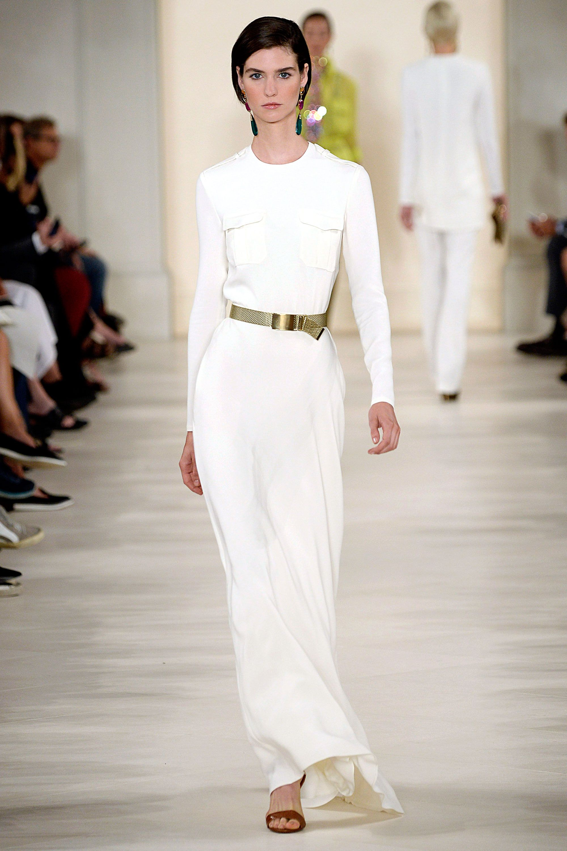 New York Fashion Week Spring 2015 Best New York 2015 Runway Fashion