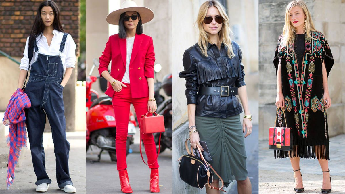 Street Style Trends Fashion Week Spring 7 - Street Style 7