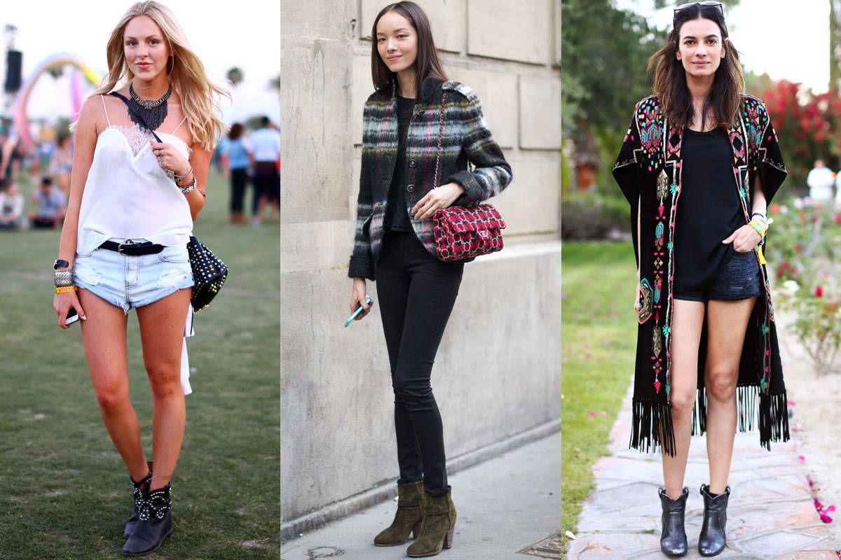 5 Types of Fall Boots - Best Fall 2017 Boots and Booties