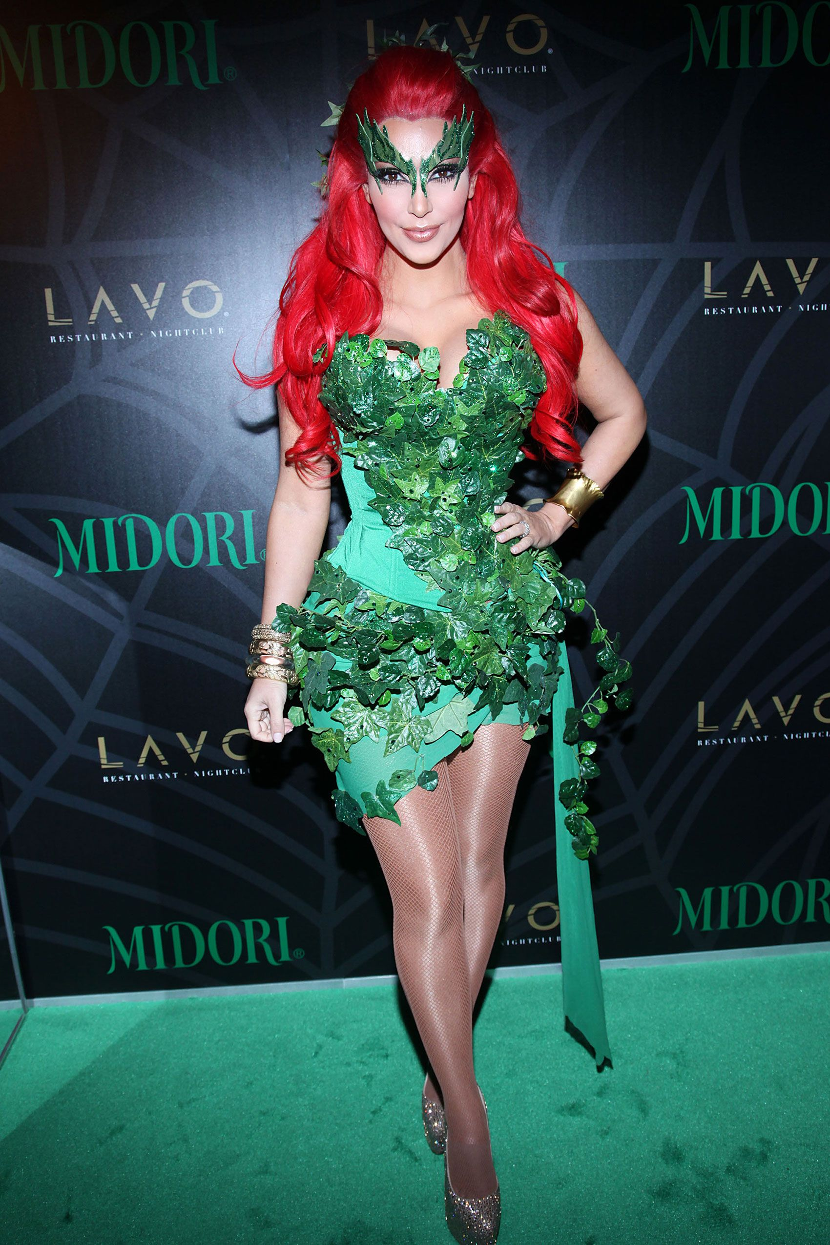 60 best celebrity halloween costumes top celeb costume ideas - Green Halloween Dress