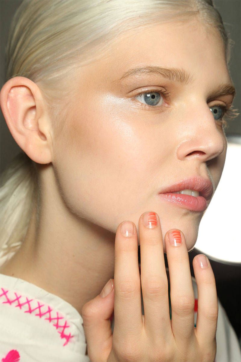 Best Nails for Spring 2015 - Spring 2015 Runway Beauty
