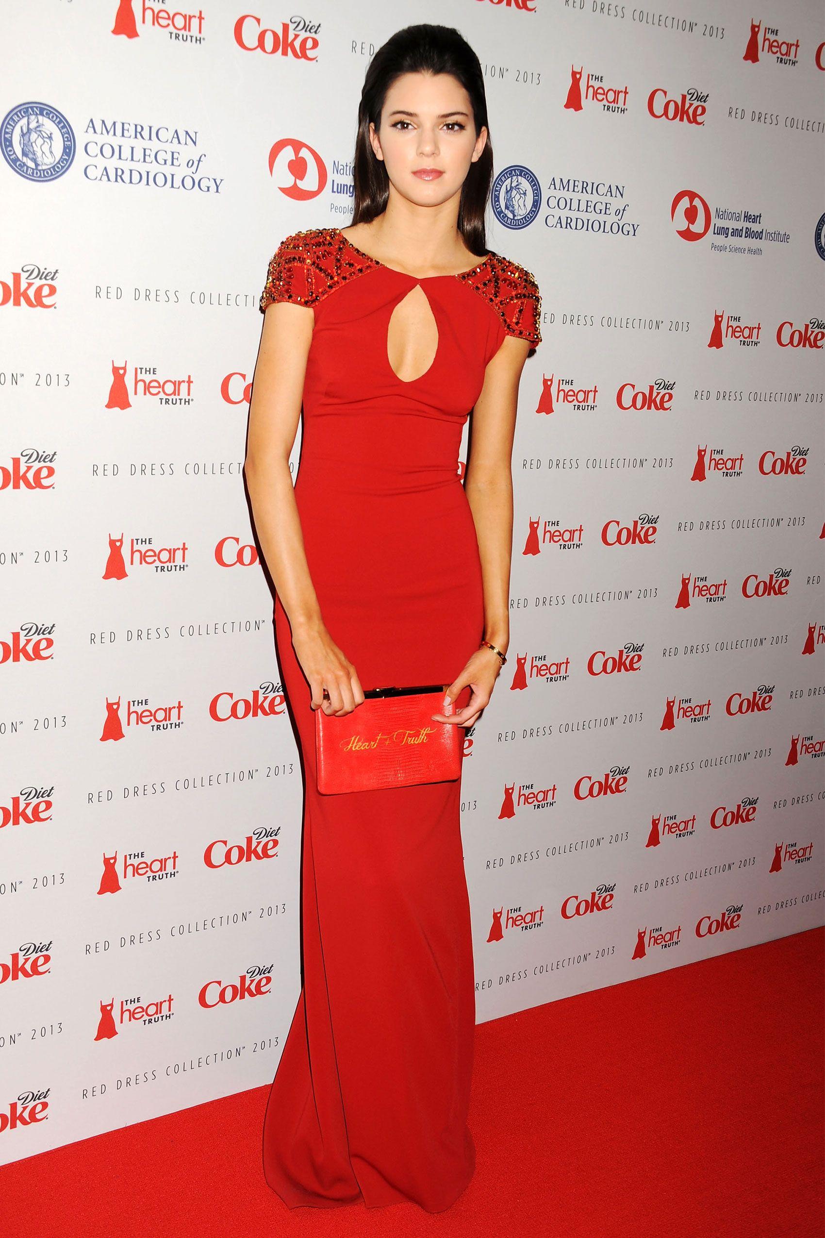 Kendall Jenner Red Carpet Style - Kim Kardashian's Sister Kendall ...