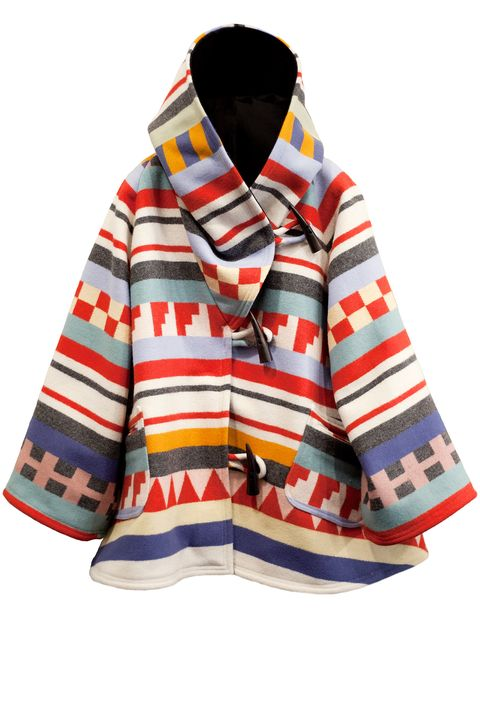 Collar, Sleeve, Textile, Pattern, Outerwear, Sweater, Woolen, Baby & toddler clothing, Maroon, Beige,