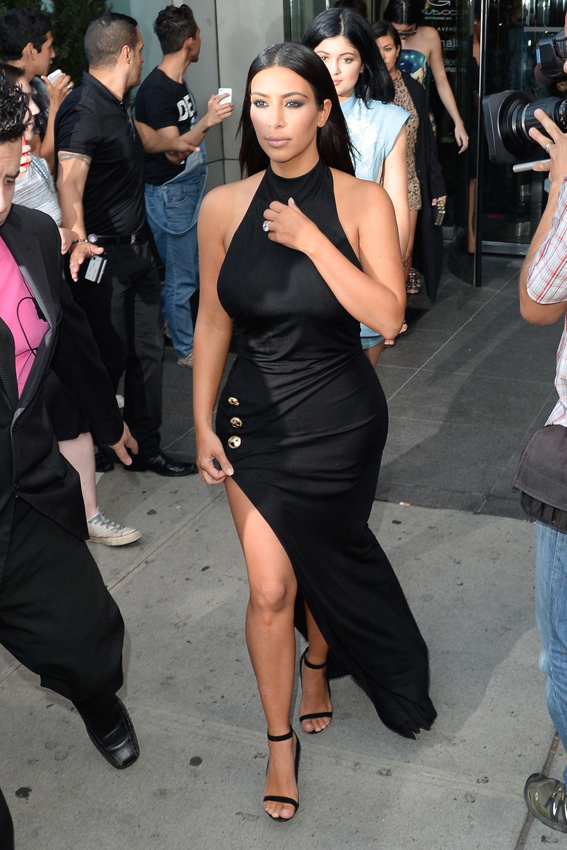 Kim Kardashian 2014 Fashion Images