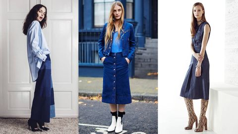Clothing, Blue, Sleeve, Collar, Textile, Photograph, Outerwear, Electric blue, Formal wear, Style,