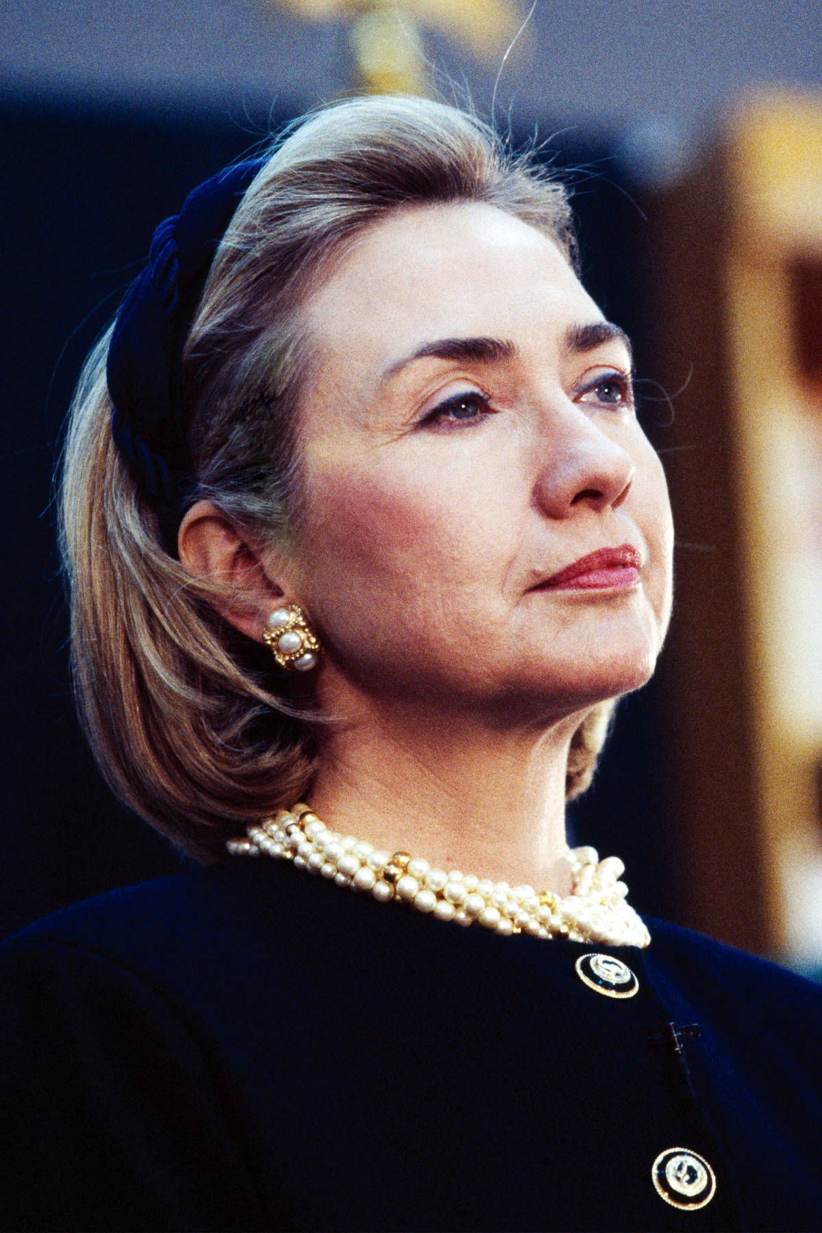 Hillary Clinton\'s Best Headband and Hair Moments - Hillary Clinton ...
