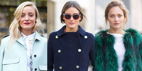 Fall 2014 Street Style Trend Report