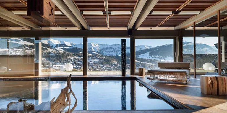 The Most Luxe Ski Chalets to Visit in Europe