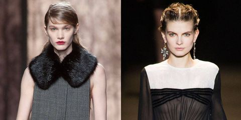 Fall 2013 Hair Trend Report