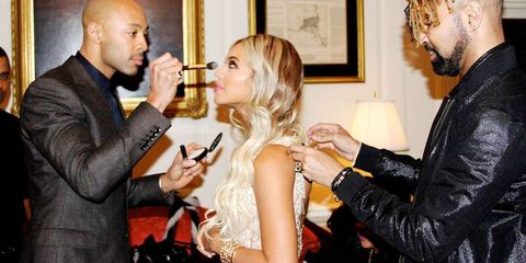 Beauty Tips Straight Beyoncé's Makeup Artist