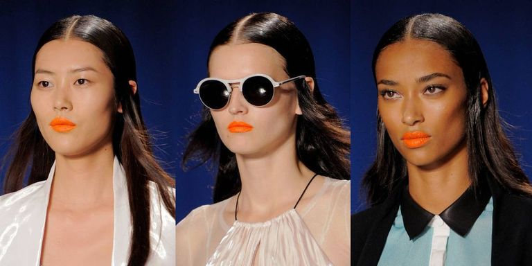 The Best Makeup Looks from Spring 2014