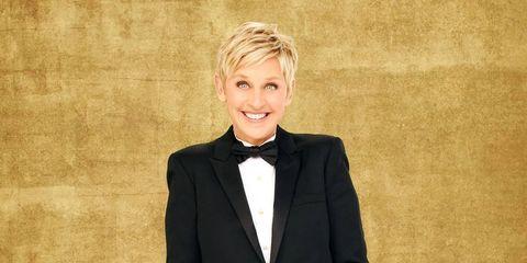 Suit Up: A Look at Ellen's Best Looks