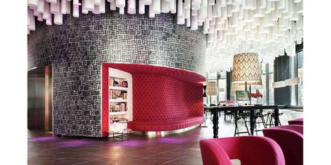10 Best Hotel Designs Across The Globe