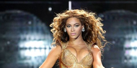 Beyonce's Best Tour Costumes