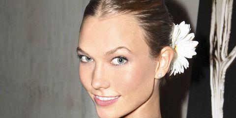 Clothing, Lip, Hairstyle, Skin, Shoulder, Eyebrow, Joint, Dress, Eyelash, Style,