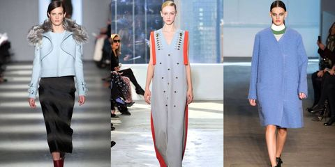 Three Is A Trend: New York Fall 2014