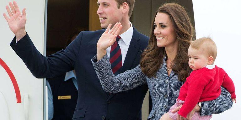 The Duchess of Cambridge's Royal Tour Style Diary