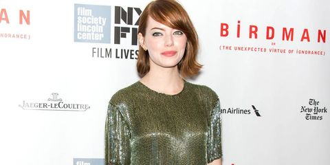 "Emma Stone's Best ""Birdman"" Looks"
