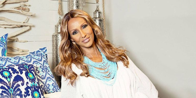 Iman's Holiday Must-Haves