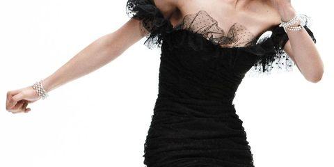 Shrug it Off: 8 Off-the-Shoulder Dresses