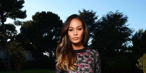 Joan Smalls Most Glamourous Red Carpet Looks