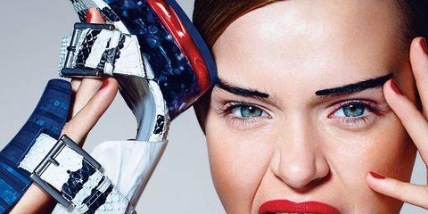 Lip, Eyelash, Makeover, Eye shadow, Eye liner, Nail, Cosmetics, Mascara, Lip gloss, Makeup brushes,