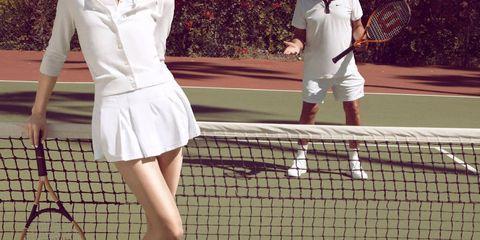 Sports equipment, Fun, Sport venue, Human leg, Ball game, Leisure, Tennis court, Soft tennis, Tennis player, Racketlon,