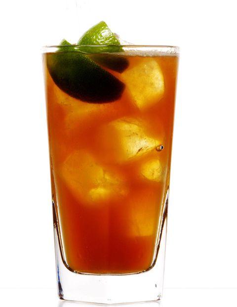Liquid, Fluid, Drink, Orange, Ingredient, Alcoholic beverage, Classic cocktail, Cocktail, Food, Tableware,