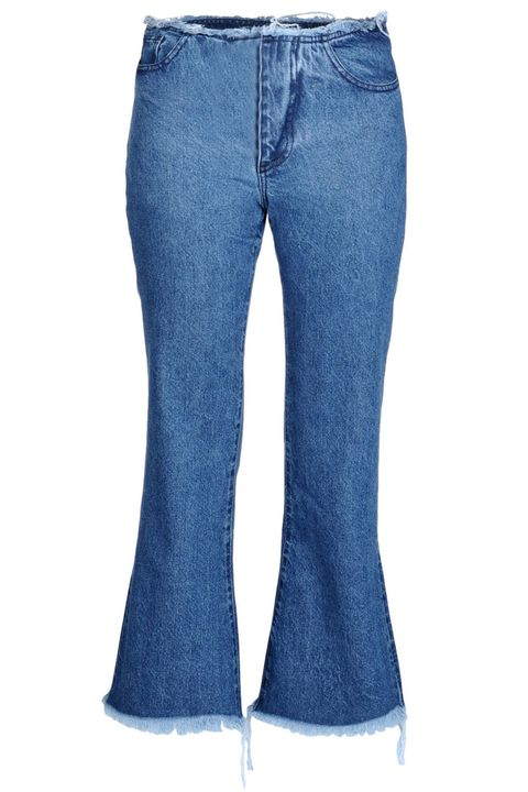 Clothing, Blue, Denim, Trousers, Jeans, Textile, Pocket, White, Electric blue, Azure,