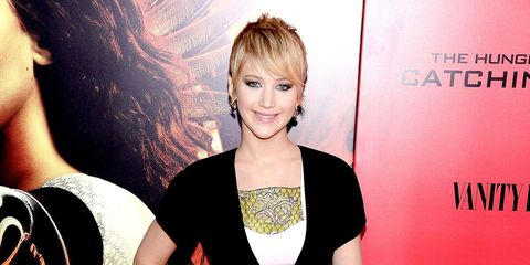 Jennifer Lawrence's 'The Hunger Games: Catching Fire' Premiere Style