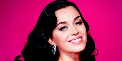 Hair, Nose, Lip, Smile, Mouth, Hairstyle, Happy, Eyelash, Pink, Facial expression,
