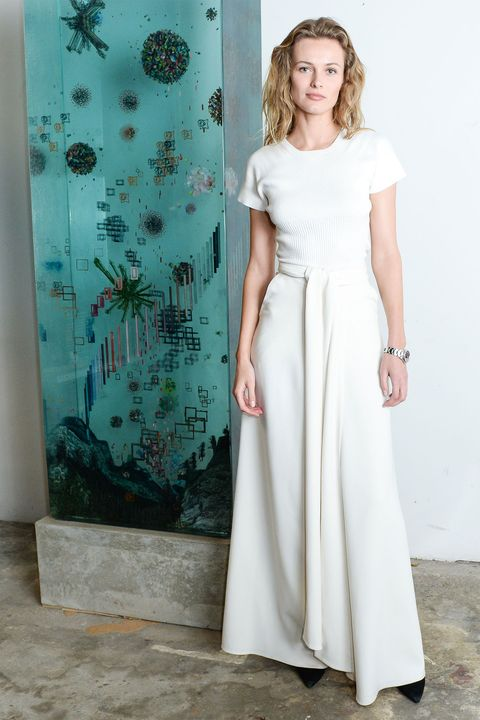 Swarovski Collection Celebrates Misha Nonoo Spring 2015 Collection at Pioneer Works