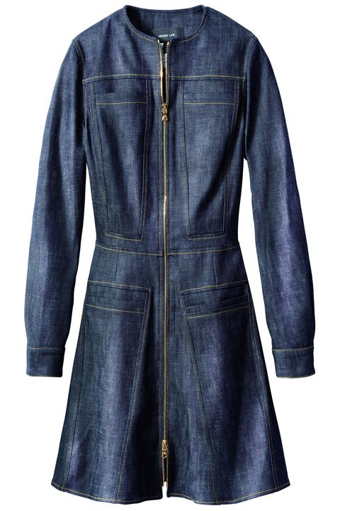 Blue, Sleeve, Textile, Collar, Outerwear, White, Style, Fashion, Pattern, Electric blue,
