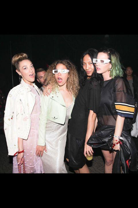 Alexander Wang x H&M Party