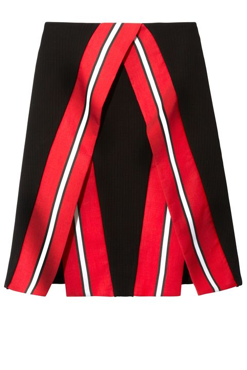 Red, Carmine, Maroon, Tie, Hair accessory, Costume accessory,