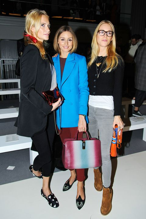 Any Hindmarch Front Row