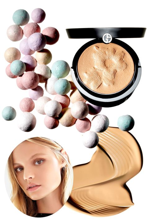 Brown, Art, Eyelash, Peach, Face powder, Circle, Cosmetics, Illustration, Eye shadow, Eye liner,