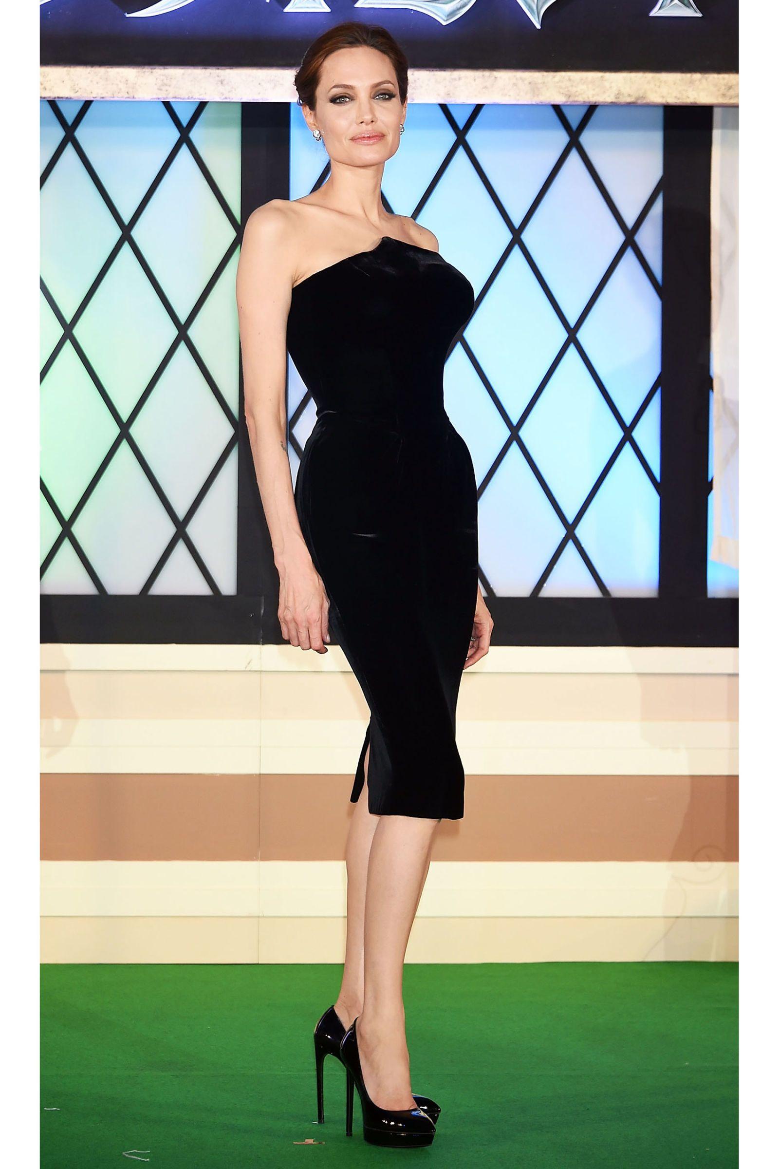 Thelist Best Dressed Celebrities Week Of June 26th Derek Blasberg Jolie Clothing Georgia Mini Dress List