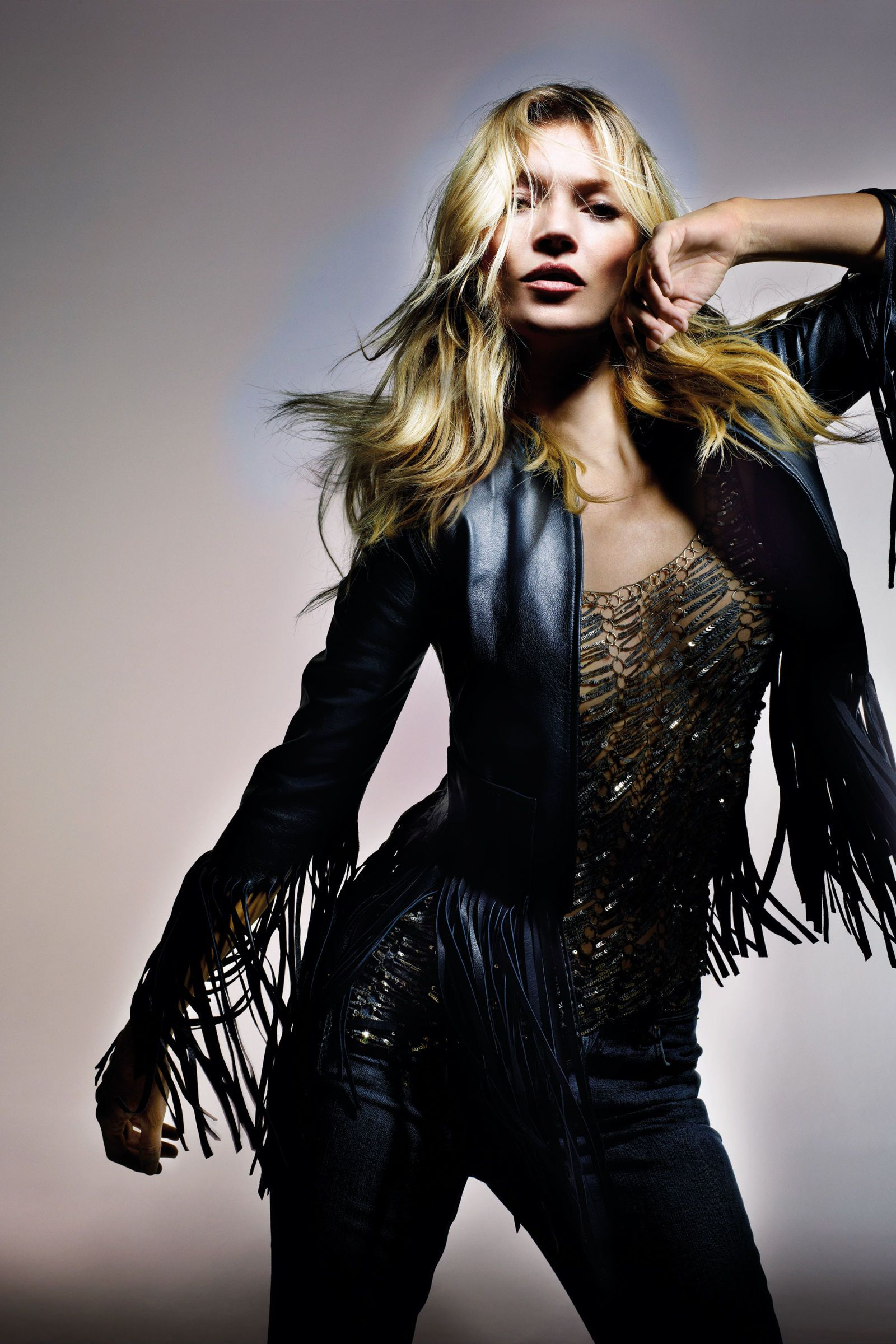 SEE Kate Moss's new Topshop collection