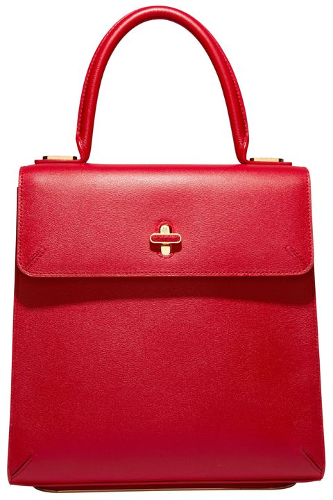 Product, Bag, Red, Fashion accessory, Style, Luggage and bags, Beauty, Fashion, Shoulder bag, Leather,