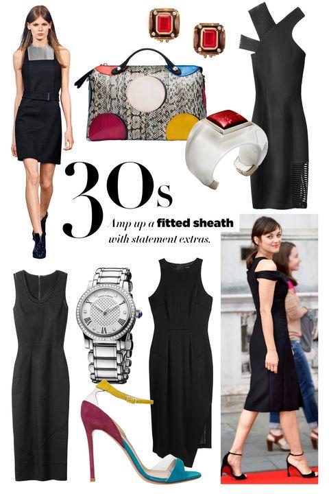 Clothing, Sleeve, Dress, Shoulder, Standing, Pattern, Formal wear, Style, Waist, Fashion,