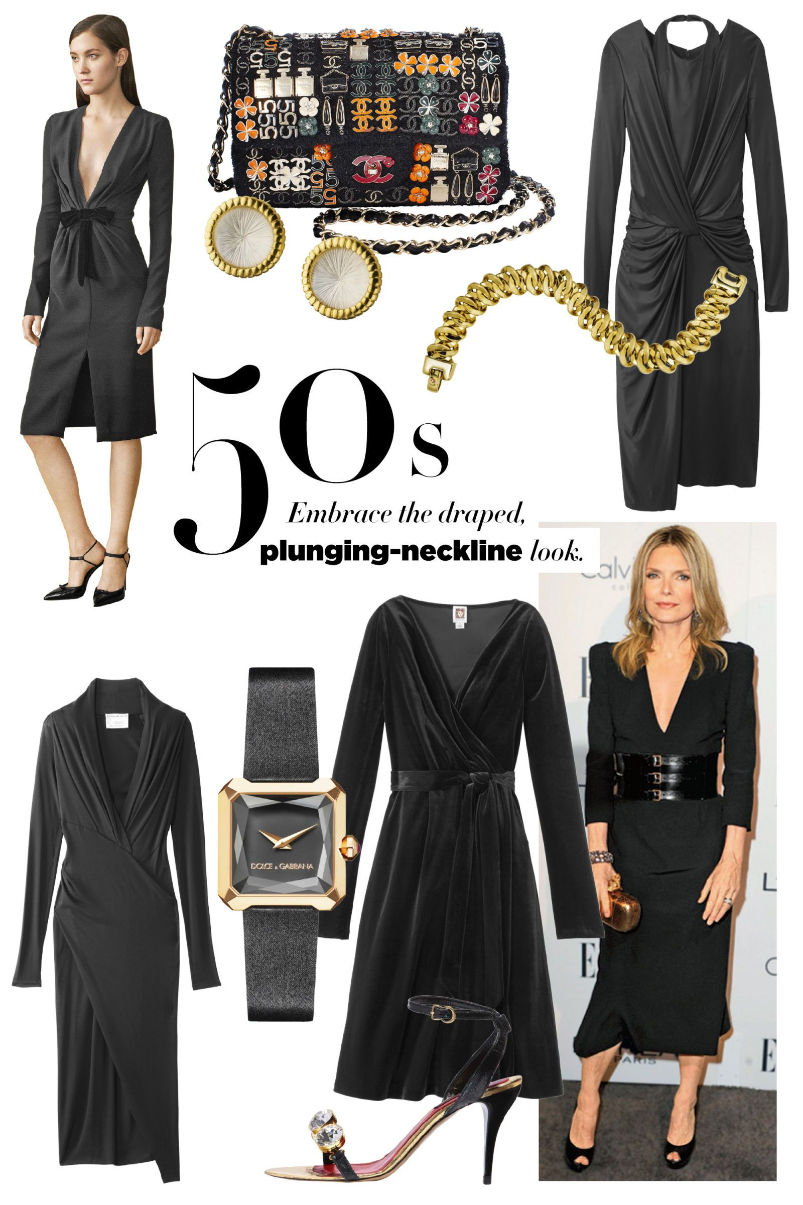 Fabulous At Every Age: The Little Black Dress