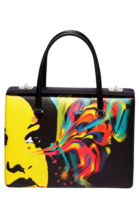 Bag, Style, Luggage and bags, Shoulder bag, Tote bag, Material property, Handbag, Visual arts, Shopping bag, Baggage,