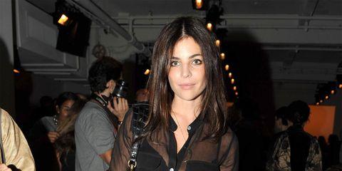 Julia Restoin-Roitfeld's Best Sheer Looks