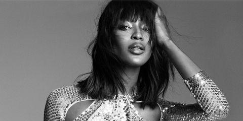 Fashion model, Clothing, White, Photo shoot, Black-and-white, Shoulder, Beauty, Dress, Fashion, Model,