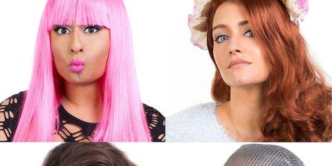 Halloween Beauty: Editors' Transform Into 2014's Biggest Music Stars
