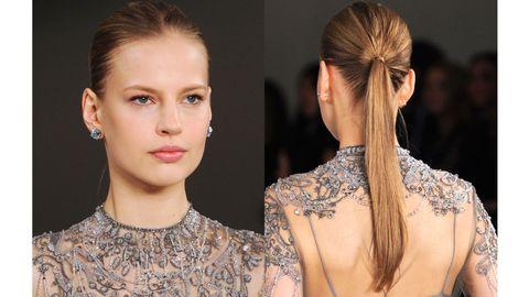 Hair, Head, Ear, Hairstyle, Earrings, Eyelash, Style, Beauty, Fashion, Neck,