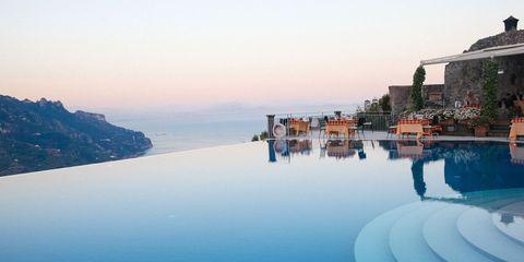 The Escape: Angela Pham Sails Along the Amalfi Coast