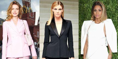 La Garçonne: The Best Suits of 2013